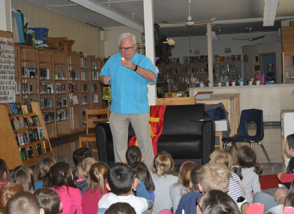 Children's Author Peter Evyandson (4)