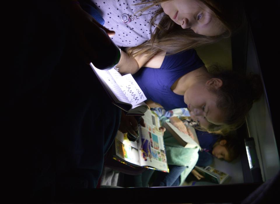 Reading in the Dark (5)