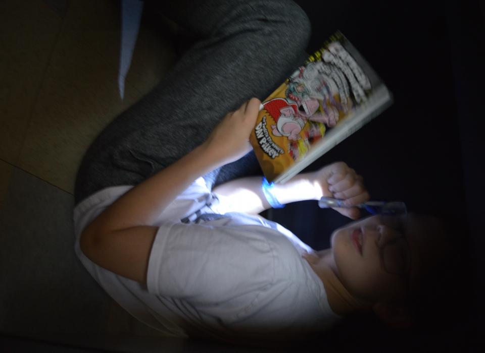 Reading in the Dark (9)