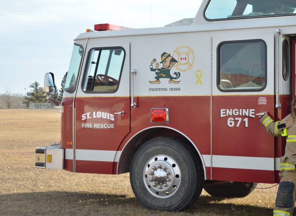 Volunteer Fire Fighter Demonstration (19)