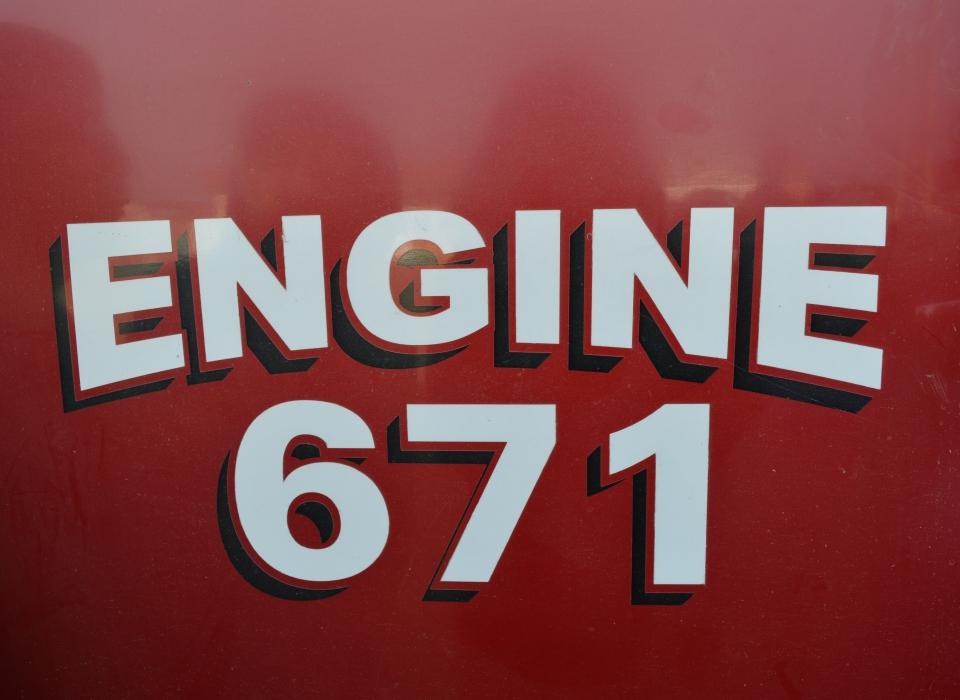 Volunteer Fire Fighter Demonstration (26)